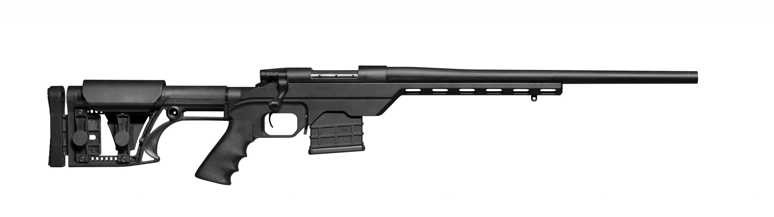 Vanguard® Modular Chassis - Weatherby, Inc.